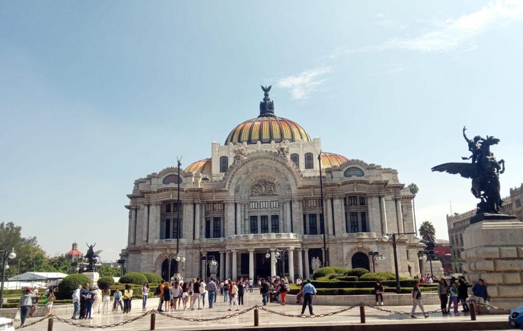 Musée-Bellas-Artes-Mexico-City