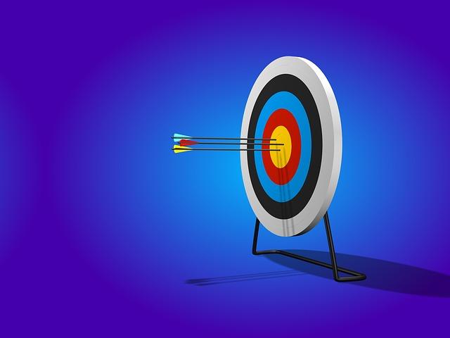 cible-objectif-stratégie