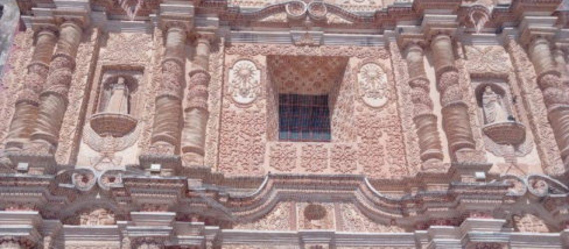 église-Oaxaca