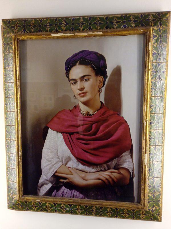 tableau-frida-Kahlo-Musée-Frida-Kahlo-Mexico